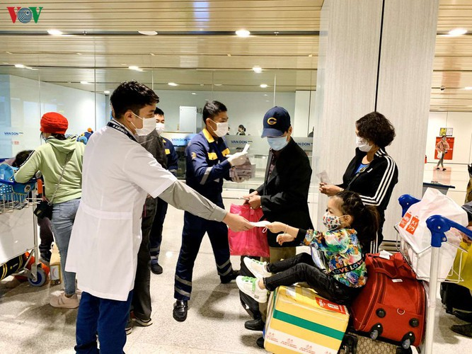 van don airport prepares for arrival of vietnamese citizens from ncov epidemic areas hinh 4
