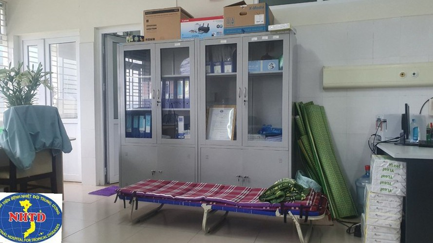 a closer look at a quarantine area for covid-19 patients hinh 11