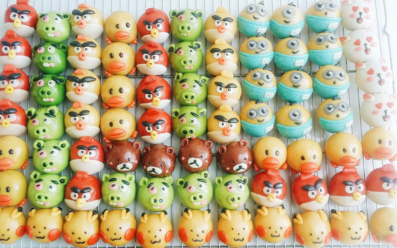 animal-shaped mooncakes create 'fever' among domestic market hinh 4