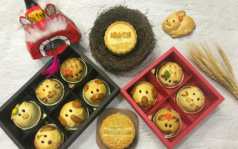 animal-shaped mooncakes create 'fever' among domestic market hinh 5