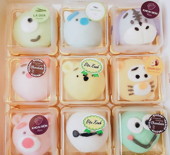 animal-shaped mooncakes create 'fever' among domestic market hinh 7