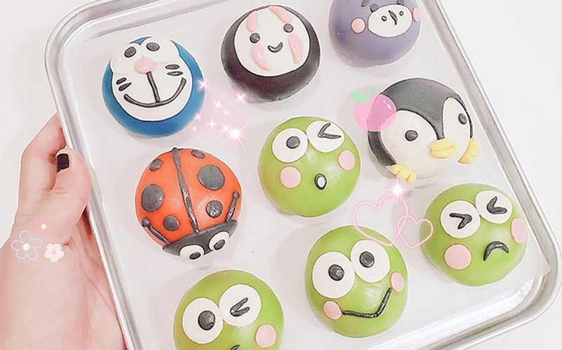 animal-shaped mooncakes create 'fever' among domestic market hinh 9