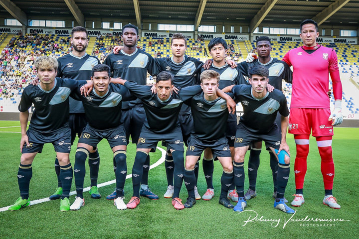 cong phuong makes debut for belgian side in pre-season friendly hinh 2