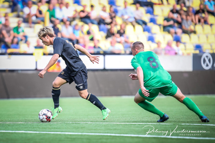 cong phuong makes debut for belgian side in pre-season friendly hinh 4