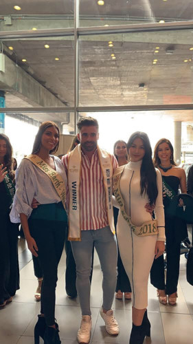 phuong khanh set for judging role in miss earth colombia 2019 hinh 7