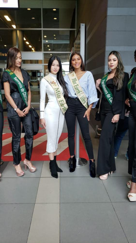 phuong khanh set for judging role in miss earth colombia 2019 hinh 8