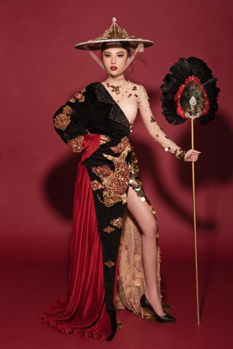 miss international globe 2019 national costume revealed hinh 2
