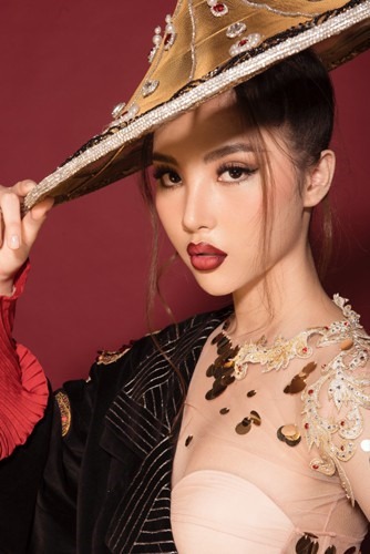 miss international globe 2019 national costume revealed hinh 4