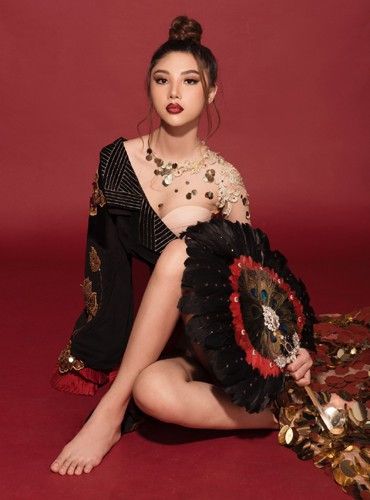 miss international globe 2019 national costume revealed hinh 5