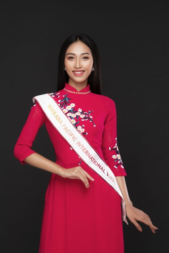 thu hien to represent vietnam at miss asia pacific international hinh 3