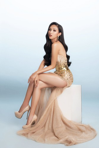thu hien to represent vietnam at miss asia pacific international hinh 5