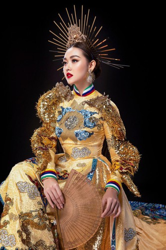 tuong san claims national costume win at miss international 2019 hinh 4