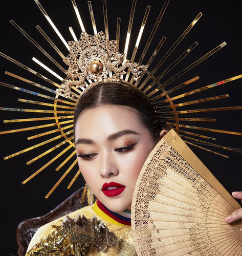 tuong san claims national costume win at miss international 2019 hinh 5