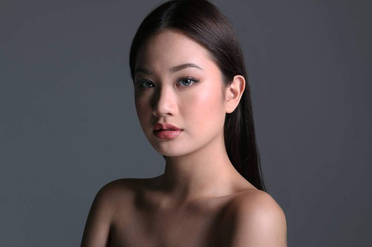 miss asia pacific international to parade with local delegation at sea games 30 hinh 17