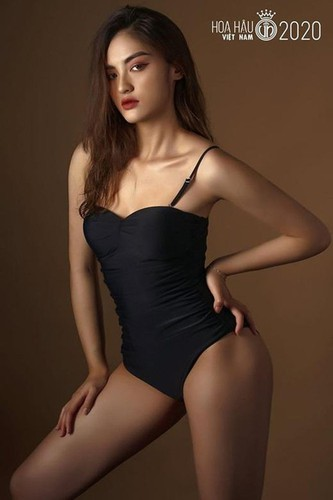 miss vietnam contestants stun fans with swimsuit photoshoot hinh 2