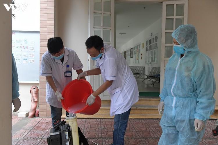 hanoi disinfects exam sites to mitigate covid-19 risk hinh 11