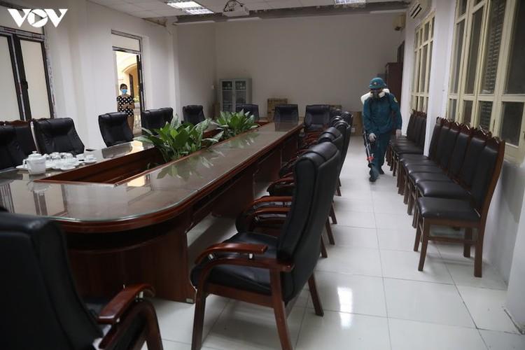 hanoi disinfects exam sites to mitigate covid-19 risk hinh 6