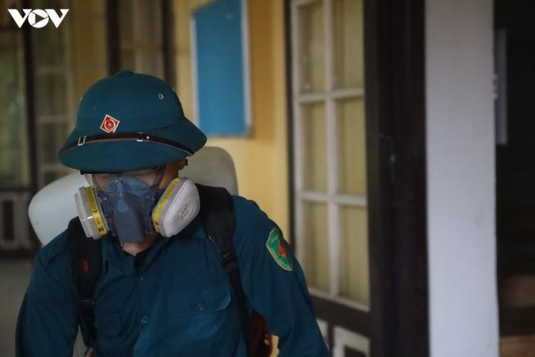 hanoi disinfects exam sites to mitigate covid-19 risk hinh 8