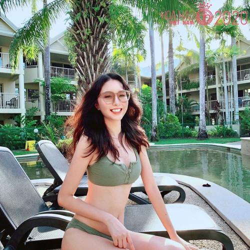 miss vietnam 2020 contestants dazzle in swimsuit photoshoot hinh 13