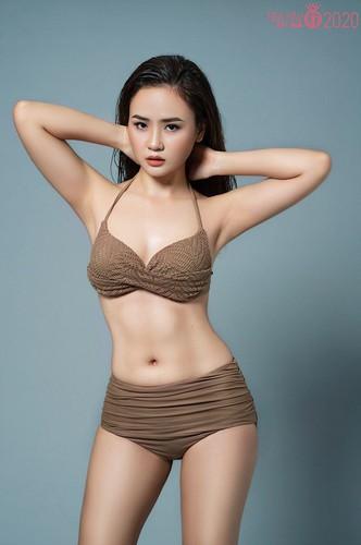 miss vietnam 2020 contestants dazzle in swimsuit photoshoot hinh 5