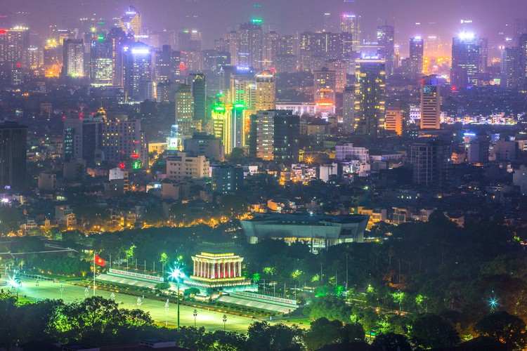 modern hanoi and ho chi minh city in impressive images hinh 1