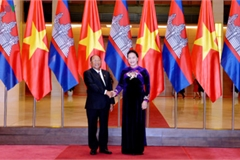 Vietnam, Cambodia expect stronger all-around ties