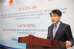 Vietnam joins two international conventions on labour