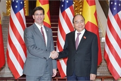 US supports Vietnam and ASEAN's stance on East Sea issue