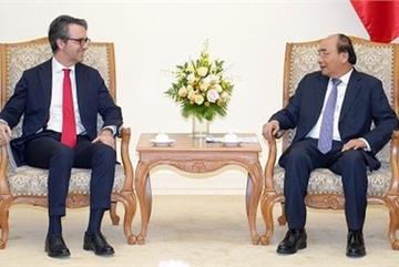 PM Phuc appreciates EU's viewpoint on East Sea issue