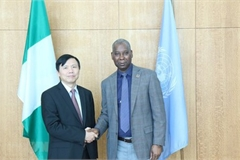 Ambassador discusses improving UN's operational efficiency