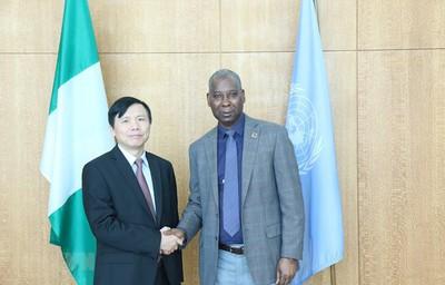 Ambassador discusses improving UN's operational efficiency