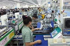 VN electronics industry put at disadvantage due to falling demand