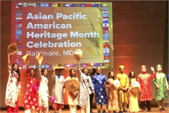 Vietnam joins in celebration for Asian–Pacific Heritage Month in US