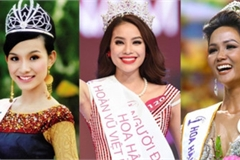 Achievements of Miss Universe Vietnam in global pageant through years