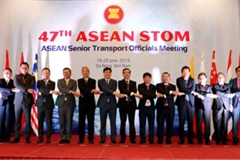 ASEAN Senior Transport Officials Meeting opens in Danang