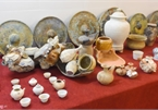 Quang Ngai hosts exhibition featuring treasures of ancient shipwrecks