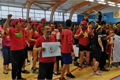 Sports tournament excites Vietnamese expatriates in France
