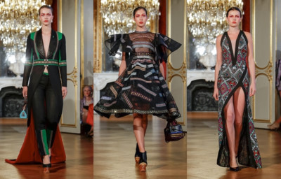 Patrick Pham debuts latest collection at Paris Fashion Week 2019