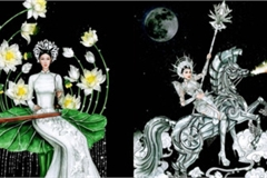 Top 30 national costume entries unveiled to Hoang Thuy
