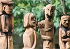Grave sculptures of the Central Highlands