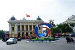 Hanoi spruced up for August Revolution and National Day