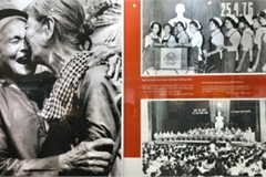 Hanoi exhibition marks 50-years of President Ho Chi Minh's testament