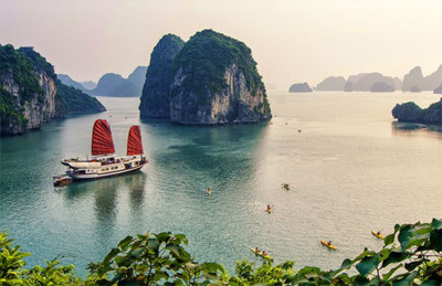 Top places close to Hanoi