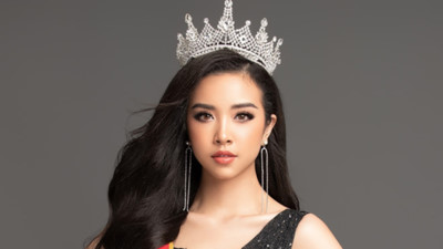 Thuy An chosen to represent Vietnam at Miss Intercontinental 2019 pageant