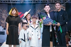 Vietnamese designer Dac Ngoc debuts collection in Bangkok