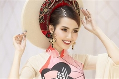 Latest Ao Dai collection by Nhat Dung unveiled at Mottainai Festival