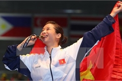Vietnam's best wushu taolu artists and preparations for SEA Games