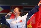 Vietnam's best wushu taolu artists and preparations for SEA Games