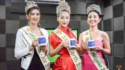 Miss Earth 2018 Phuong Khanh launches #MeandMyTree campaign