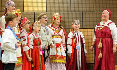 Vietnamese, Russian youngsters seek ways to preserve cultural diversity